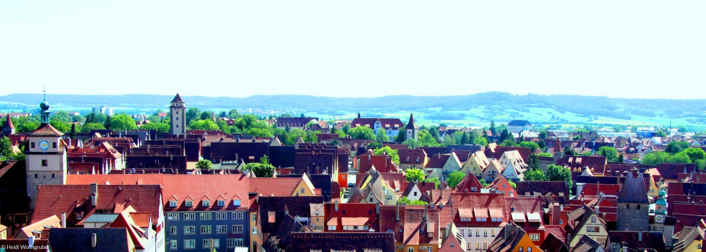 Rothenburg Stadt Overview